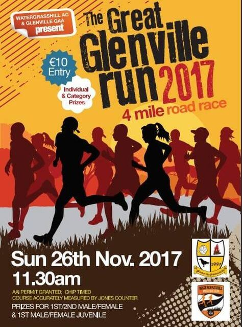 the great glenville run flyer 2017