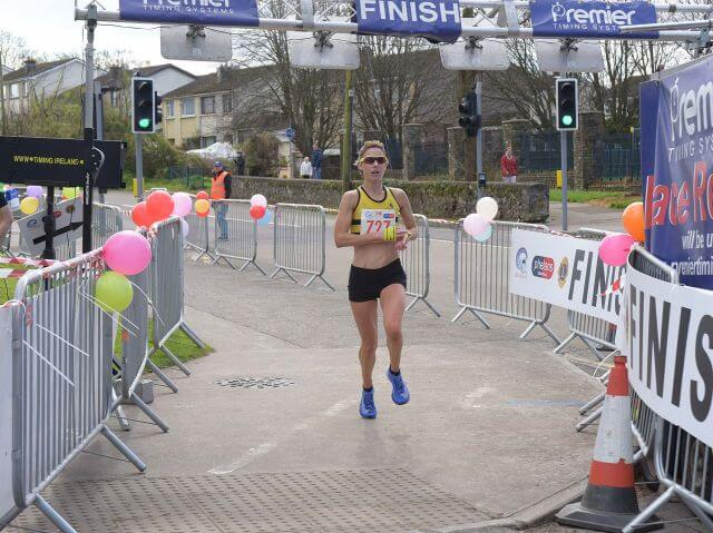great railway run 2018 winner claire mccarthy