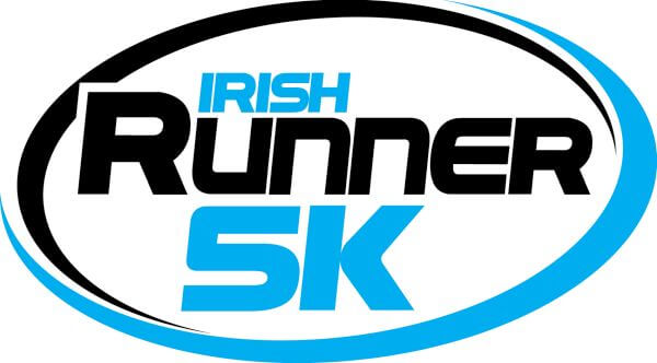 irish runner 5k logo 2019