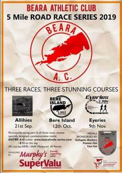 beara 5 mile series flyer 2019 1a