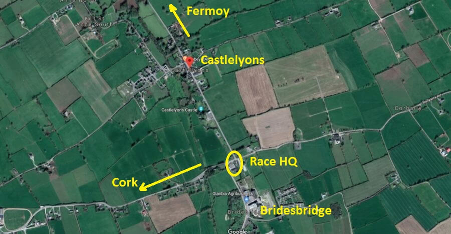 fr ferris field location castlelyons