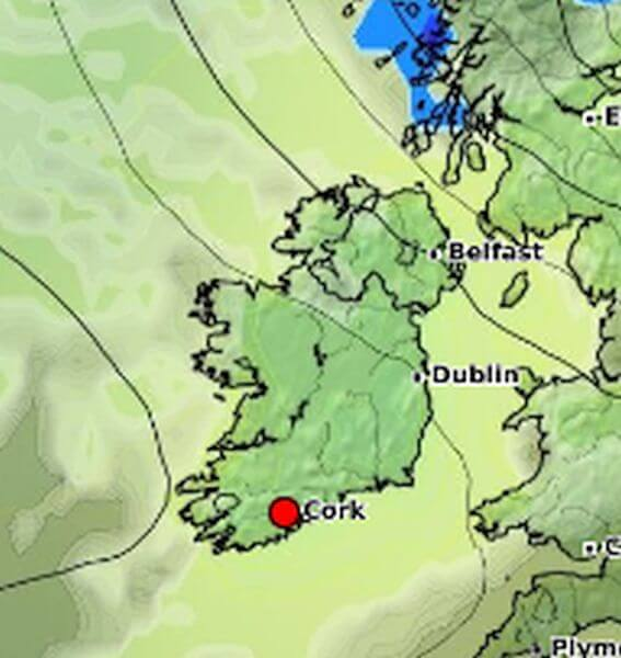 dublin 2019 marathon weather 0900 191027 191026
