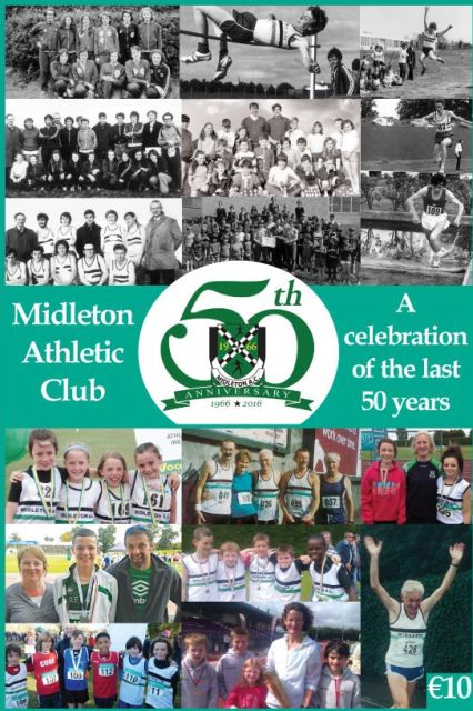 Midleton AC 50th Anniversary 2016 Book Cover min