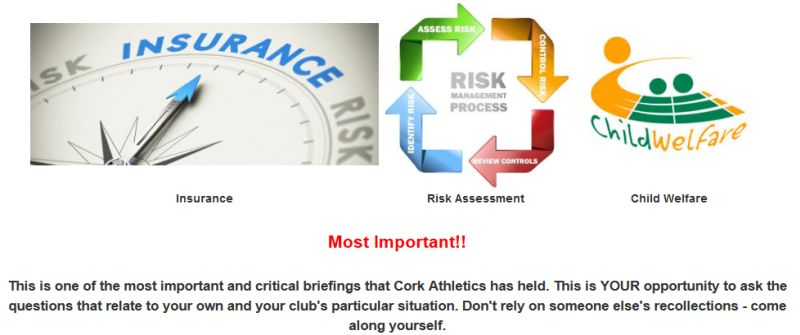 insurance risk assessment child protection meeting