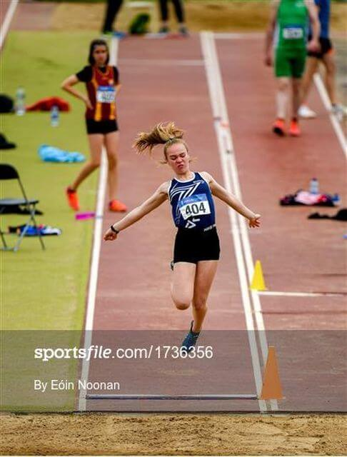 hannah falvey belgooly ac national juvenile combined events 2019 photo eoin noonan sportsfile a