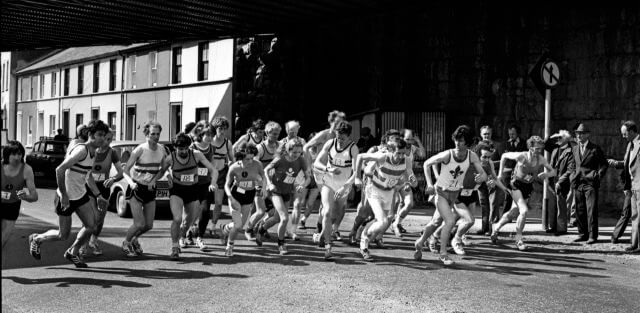 cork to cobh road race 1978 photo evening echo s