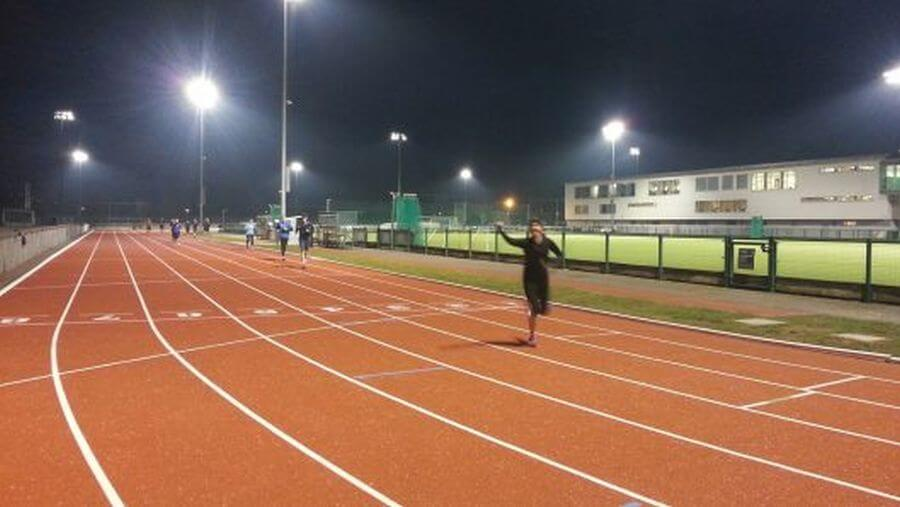 mardyke track session