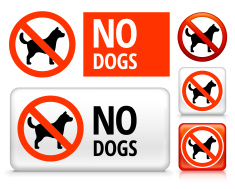 stock illustration 23684898 no dogs royalty free vector art buttons