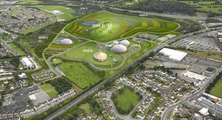 tramore valley park amenity plans