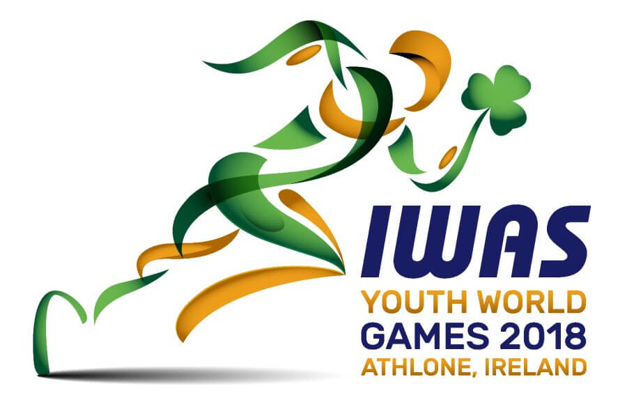iwas world youth games logo 2018