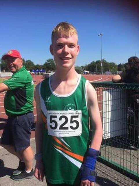 steven bradley west muskerry ac iwas games 2018a