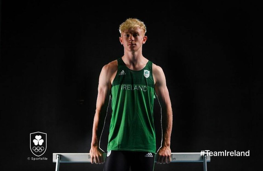 diarmuid o connor bandon ac eyof baku 2019