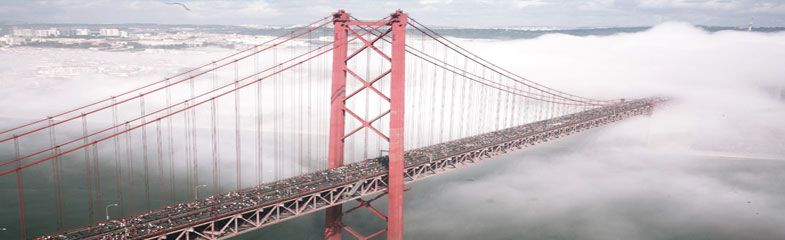 25th abril bridge lisbon