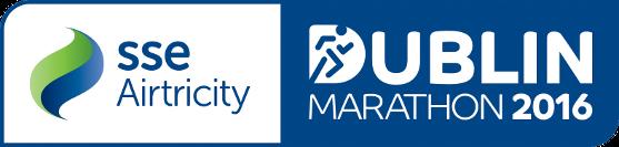 Dublin Marathon logo 2016