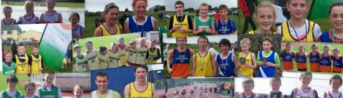west cork athletics collage small