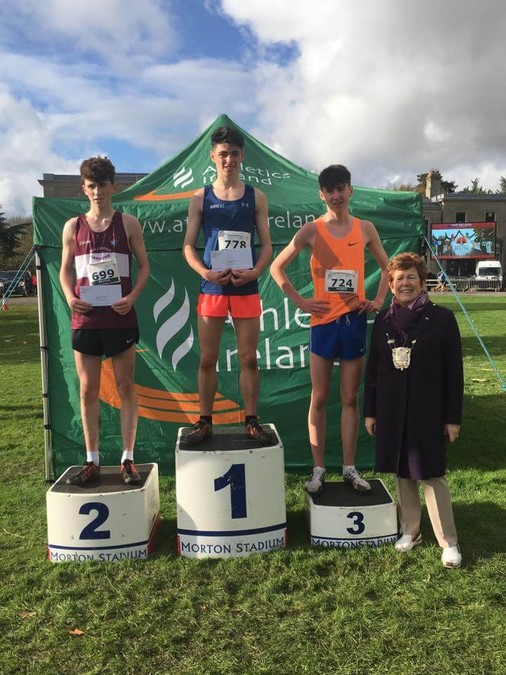 mens under 20 podium autumn xc 2017
