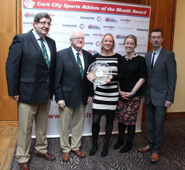 cork city sports athlete of the year award 2017 evening echo presentation