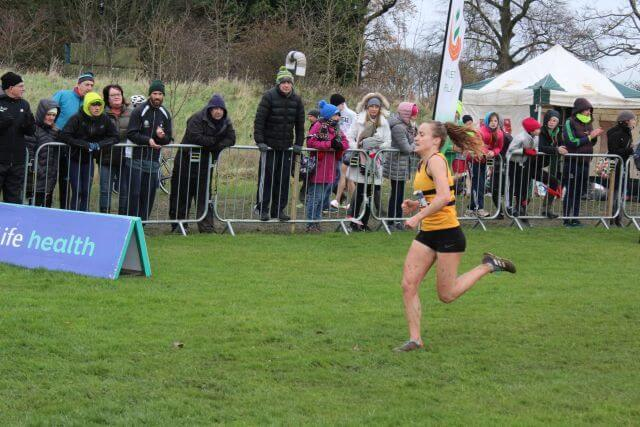 michelle finn national senior xc 2017