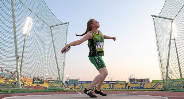 Noelle Lenihan Discus IPC Athletics World Championships Oct15 Irish Examiner min