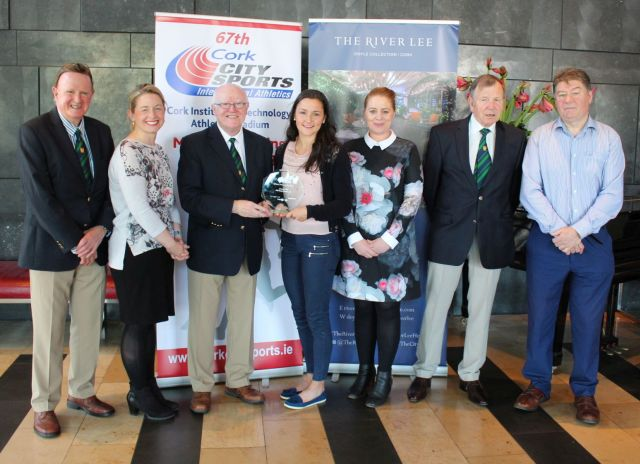 phil healy cork city sports athlete of the month jan 2018 sponsors a