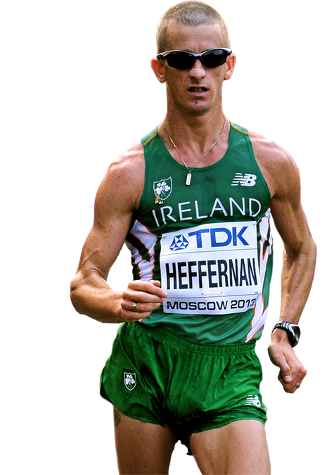 Rob Heffernan L