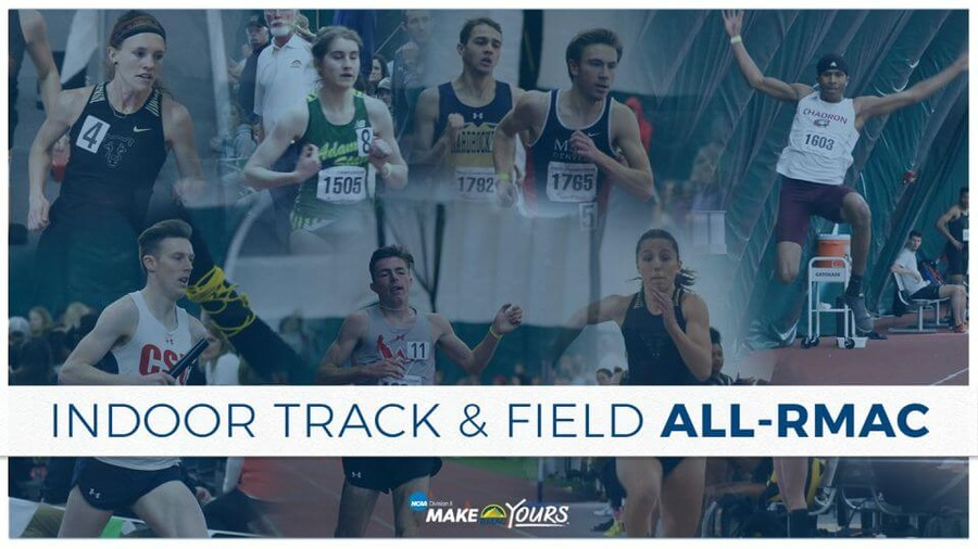all rmac indoor track and field 2019