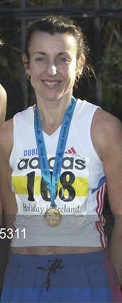 annette kealy national marathon champion 2003 photo david maher sportsfile 125311