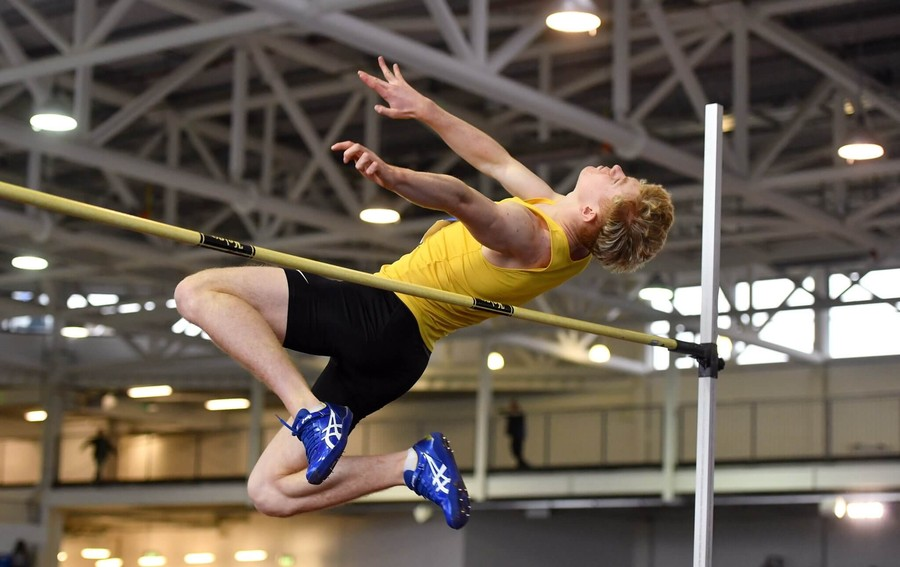 diarmuid o connor bandon ac national indoor combined events high jump 2019