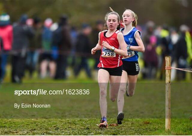 Results of Athletics Ireland National Novice and Juvenile