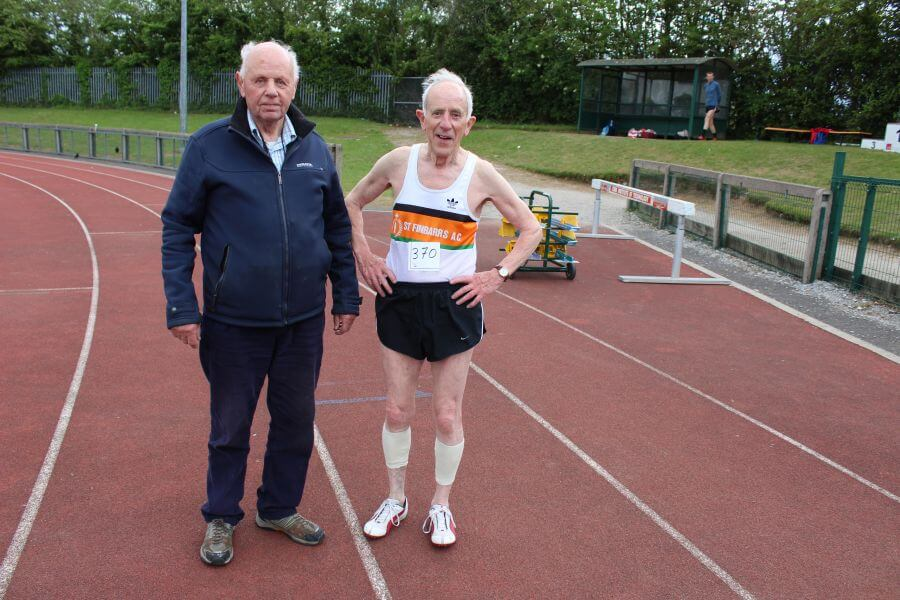 cork athletics county masters 400m championship race 1 2019 11