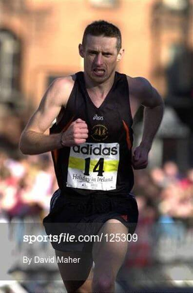 gary crossan national marathon champion 2003 photo david maher sportsfile 125309