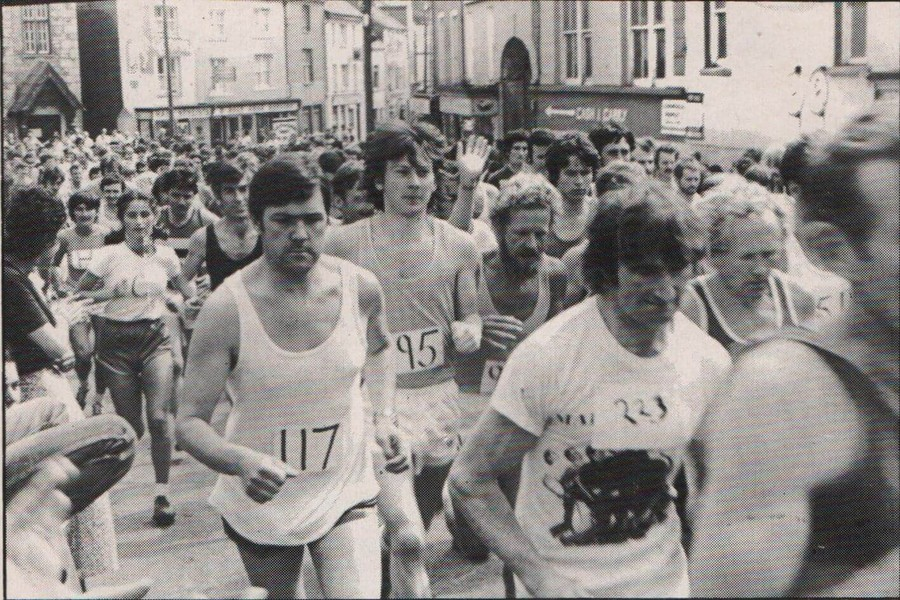 mallow metric marathon 1981 start