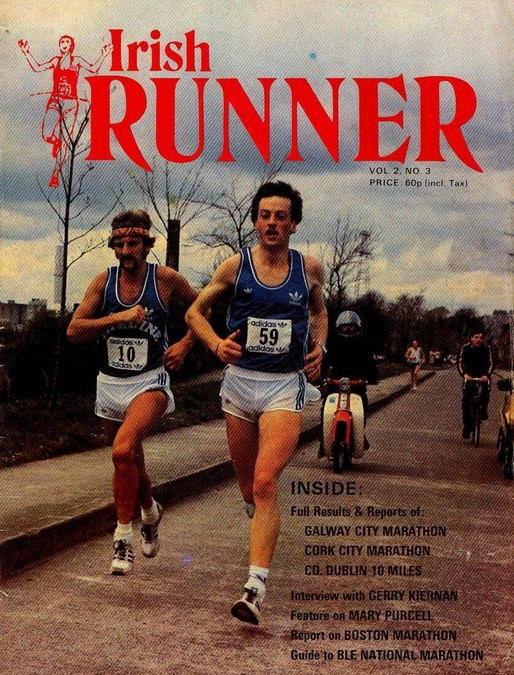 irish runner cover vol 2 no3
