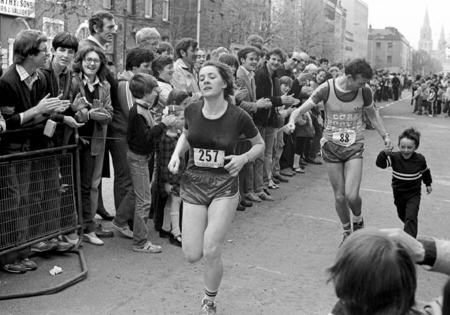 marie buckley cork city marathon 1982 a