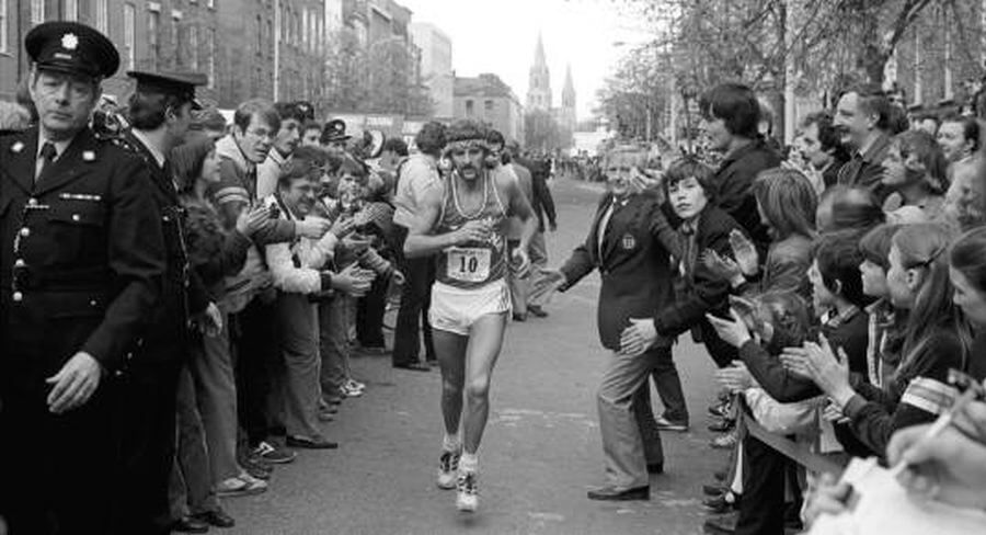 michael walsh cork city marathon 1982 a