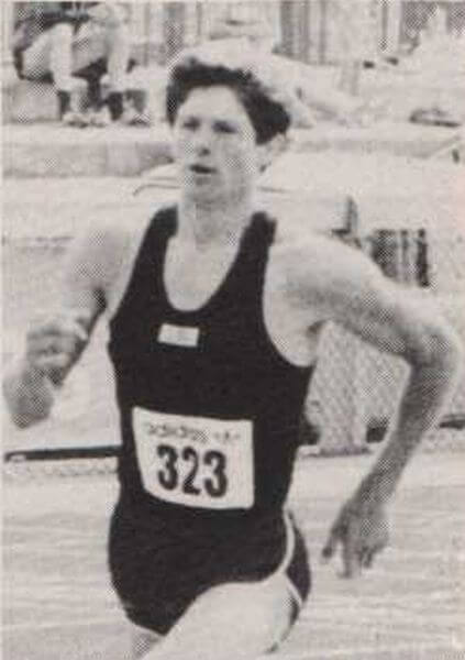 nacai national tandf championships cork 1983 vincent manley 1500m