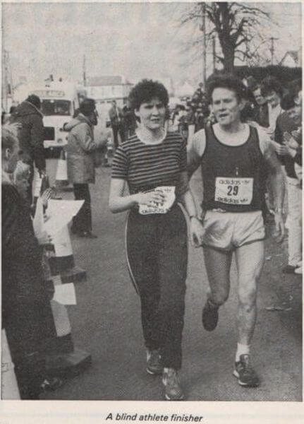 visually impaired and guide togher ac cork 800 8k 1985a