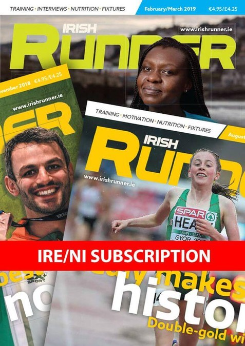 sub irish runner cover