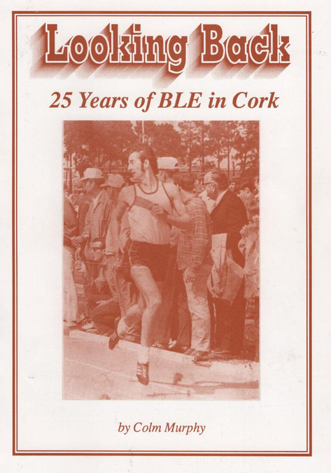 looking back 25 years of ble in cork book cover